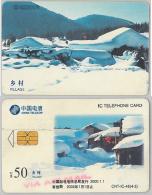 PHONE CARD- CINA (E28.11.6 - Cina