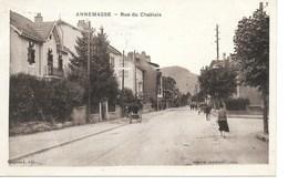 ANNEMASSE - RUE DE CHABLAIS  .S967 - Annemasse