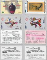LOT 4 PREPAID PHONE CARD- CINA (E28.19.1 - Cina