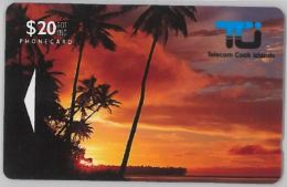 PHONE CARD- ISOLE COOK (E28.26.3 - Cook Islands