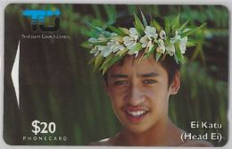 PHONE CARD- ISOLE COOK (E28.26.5 - Cook Islands