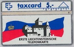PHONE CARD- LIECHTENSTEIN (E28.28.3 - Liechtenstein