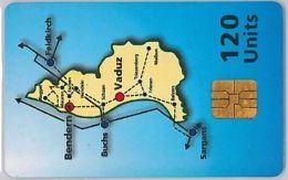 PHONE CARD- LIECHTENSTEIN (E28.28.5 - Liechtenstein