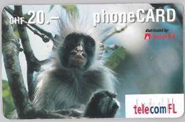 PHONE CARD- LIECHTENSTEIN (E28.28.8 - Liechtenstein