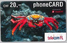 PHONE CARD- LIECHTENSTEIN (E28.29.1 - Liechtenstein