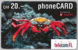 PHONE CARD- LIECHTENSTEIN (E28.29.2 - Liechtenstein