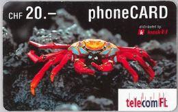 PHONE CARD- LIECHTENSTEIN (E28.29.3 - Liechtenstein