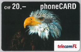 PHONE CARD- LIECHTENSTEIN (E28.29.4 - Liechtenstein