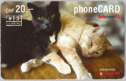 PHONE CARD- LIECHTENSTEIN (E28.29.5 - Liechtenstein