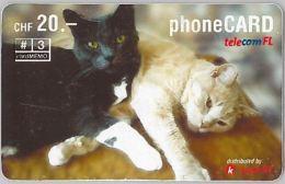 PHONE CARD- LIECHTENSTEIN (E28.29.6 - Liechtenstein