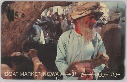 PHONE CARD- OMAN (E28.30.5 - Oman