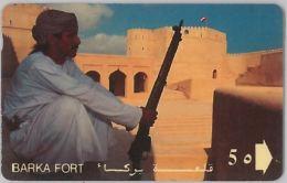 PHONE CARD- OMAN (E28.31.5 - Oman