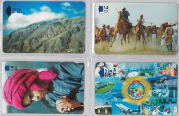 LOT 4 PHONE CARD- OMAN (E28.33.5 - Oman