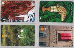 LOT 4 PHONE CARD- OMAN (E28.34.1 - Oman