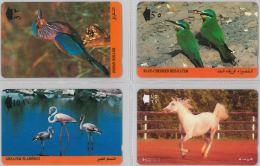 LOT 4 PHONE CARD- OMAN (E28.35.1 - Oman