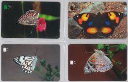 LOT 4 PHONE CARD- OMAN (E28.36.5 - Oman