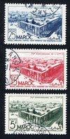 Colonie Française, Maroc N°285/7 Oblitérés, Qualité Très Beau - Maroc (1891-1956)