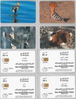 LOT 4 PHONE CARD- OMAN (E28.39.5 - Oman