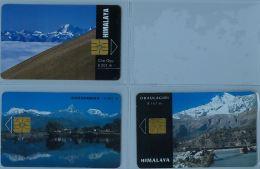 LOT 3 PHONE CARD- REPUBBLICA CECA (E29.6.5 - Czech Republic