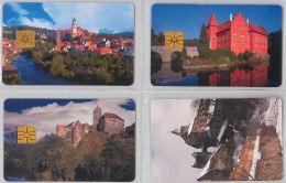 LOT 4 PHONE CARD- REPUBBLICA CECA (E29.7.5 - Czech Republic