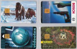 LOT 4 PHONE CARD- REPUBBLICA CECA (E29.10.5 - Czech Republic