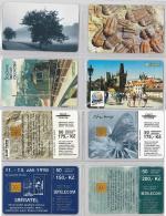 LOT 4 PHONE CARD- REPUBBLICA CECA (E29.15.1 - Czech Republic