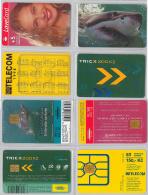 LOT 4 PHONE CARD- REPUBBLICA CECA (E29.15.5 - Czech Republic