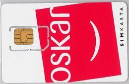 GSM WITH CHIPREPUBBLICA CECA (E29.17.8 - Czech Republic