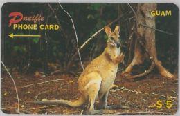 PHONE CARD- GUAM (E29.18.6 - Guam