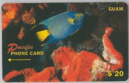 PHONE CARD- GUAM (E29.18.8 - Guam