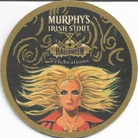 SOUS-BOCKS - MURPHY'S (Bière D'Irlande) Rond, Neuf. - Sous-bocks