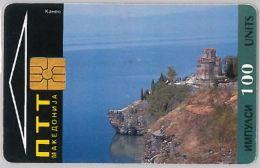 PHONE CARD- MACEDONIA (E30.18.7 - Macedonia
