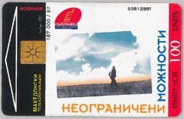PHONE CARD- MACEDONIA (E30.19.3 - Macedonia