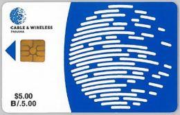 PHONE CARD- PANAMA (E30.20.3 - Panama