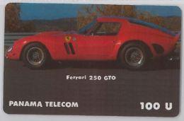 PREPAID PHONE CARD- PANAMA (E30.21.1 - Panama