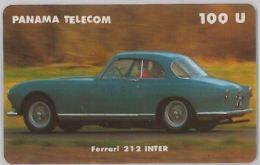 PREPAID PHONE CARD- PANAMA (E30.21.2 - Panama