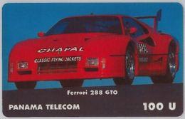 PREPAID PHONE CARD- PANAMA (E30.21.4 - Panama