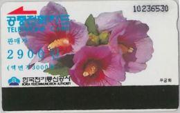 PHONE CARD- COREA DEL SUD (E30.22.4 - Korea, South