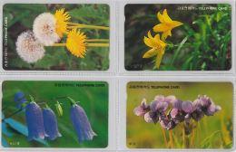LOT 4 PHONE CARD- COREA DEL SUD (E30.24.5 - Korea, South