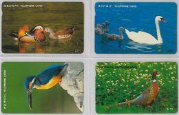 LOT 4 PHONE CARD- COREA DEL SUD (E30.26.5 - Korea, South