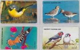 LOT 4 PHONE CARD- COREA DEL SUD (E30.27.1 - Korea, South