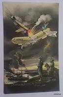 La Triple Entente-Dessin - Guerre 1914-18