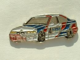 PIN'S BMW - FINA - MICHELIN - BMW