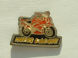 PIN'S MOTOS LAGAVE - Motorbikes