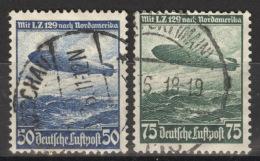 Deutsches Reich 606/07 O - Deutschland