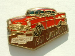PIN'S CHEVROLET 1957 - Pins