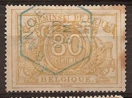 AAFE-1051   RANCE  Ocb 12 - Chemins De Fer