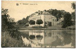 CPA - Carte Postale - Belgique - Genappe - Château De Thy ( SV5526 ) - Genappe