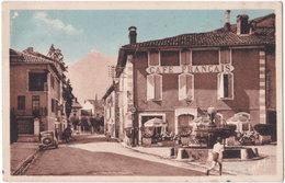 31. ASPET. La Place Et La Fontaine Henri IV. 2 - France