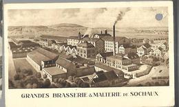 25   Grandes Brasserie & Malterie De Sochaux - Manifestations